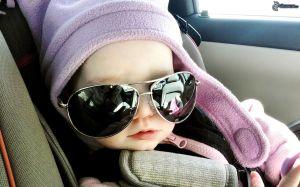 bambino con gli occhiali, occhiali da sole 158571